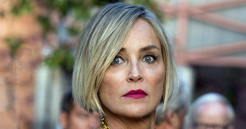 Sharon Stone : est contre le non-port du masque de protection !